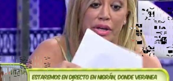 La guerra entre Belén Esteban y Ana Rosa Quintana.