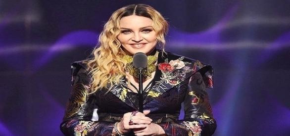 Madonna: eleita Mulher no Ano 2016