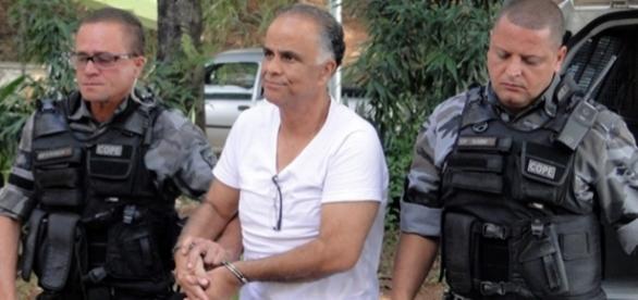 Marcos Valério diz que sua delação corre risco de ter vazamentos