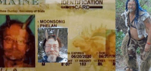 Phelan Moonsong est l'un des très nombreux adeptes des cultes païens ou celtes des États-Unis (photos P. Moonsong)