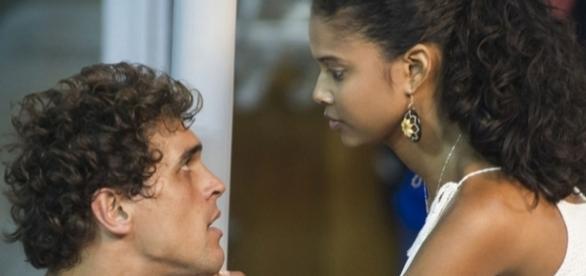 Aline Dias é Joana em Malhação