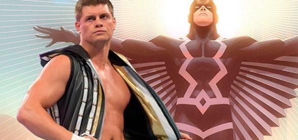 Cody Rhodes quiere ser Black Bolt