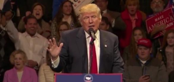 "Donald Trump ""victory tour,"" via Twitter"