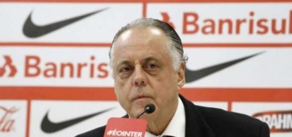 Fernando Carvalho, vice-presidente do Internacional
