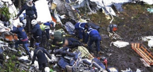 Indenização por mortos da Chapecoense - Imagem/Google