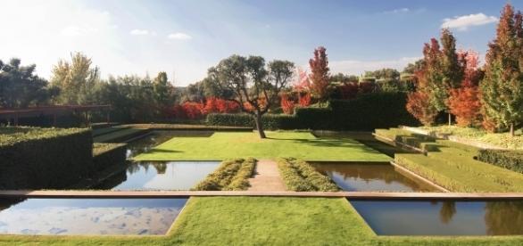Jardin Paisajista. Interesting Contactar Nuevos Jardines Corua With ...
