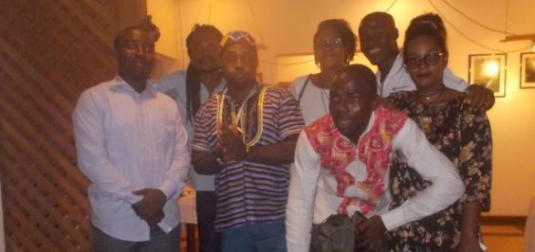 Le collectif d'artistes sélectionné pour l'exposition