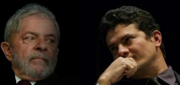 Lula e Moro tiveram primeiro contato essa semana
