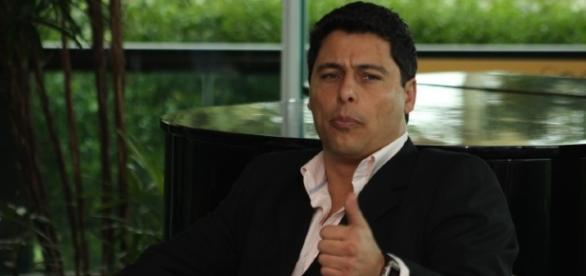 Marcio Alvino é deputado federal desde 2014.