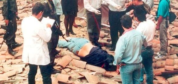 Netflix recreará escena real de la muerte de Pablo Escobar | El ... - elabrelata.com