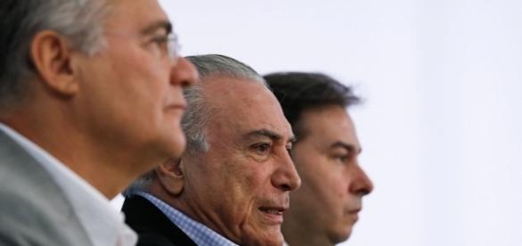 Renan e Temer estão envolvidos nas investigações