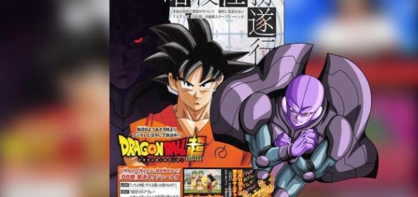 Una increíble técnica pondrá en peligro la vida de Goku.