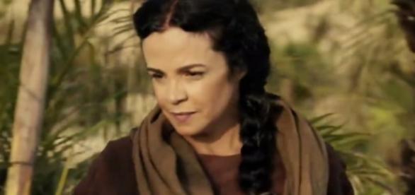 Yana conta para Darda que Quemuel é o pai de Aruna