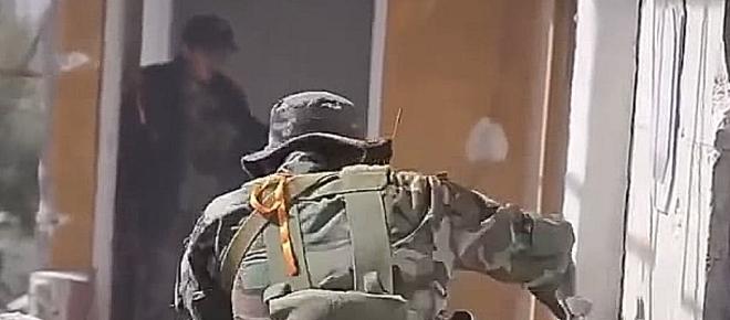 Islamiści giną jak muchy w Aleppo [WIDEO]