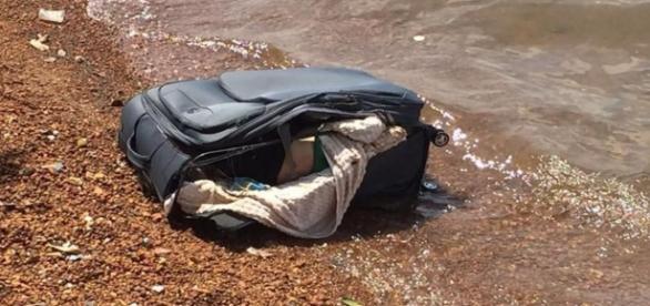 A história macabra de um corpo encontrado dentro de uma mala em Brasilia