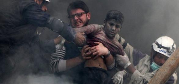 Guerra na Síria - o outro lado da história (Imagem: Outras Palavras - outraspalavras.net)
