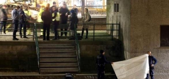 Atac armat într-o moschee din Zurich - foto REUTERS