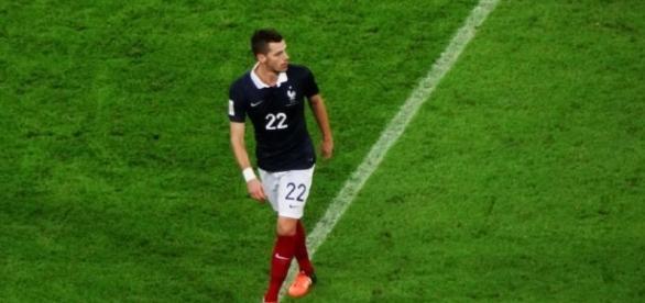 France midfielder Morgan Schneiderlin / photo by Ben Sutherland via wikipedia