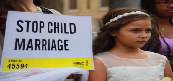 Il fenomeno delle spose bambine è in forte crescita anche a causa della permanente situazione di instabilità in Siria