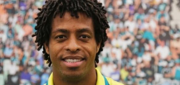 Keno reforça o Verdão (Foto: Fabio Menotti/Ag. Palmeiras)