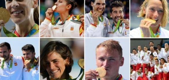 Medallero Río 2016: España se despide con 17 medallas - lavanguardia.com