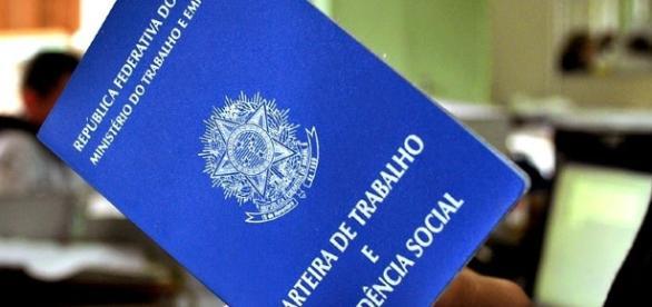 Mercado de trabalho em queda no Brasil