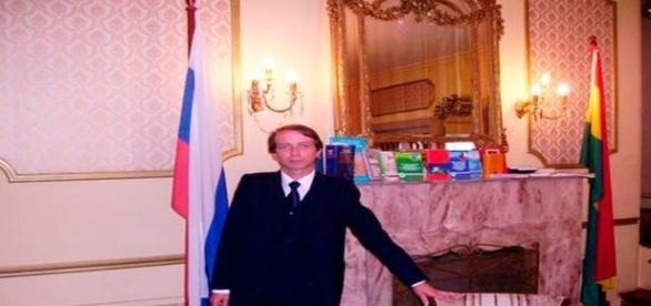 Polshikov trabalhou como embaixador da Rússia na Bolívia (east2west News)