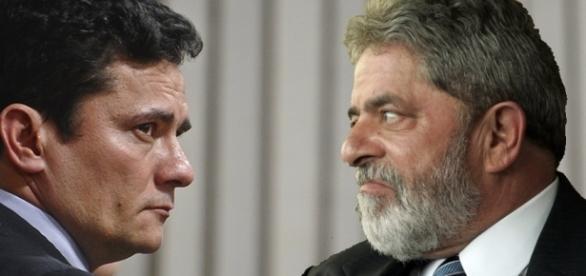 Sérgio Moro tornou Lula da Silva novamente réu