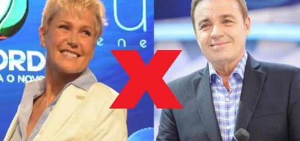 Xuxa Meneghel e Augusto Liberato - Google