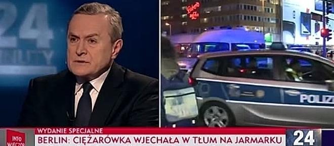Po akcie terroru w Berlinie: Polska stoi wobec ISIS, Rosji i Trumpa