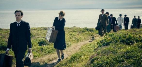 Audiences : Dix petits nègres (TF1) séduit, Plus belle la vie ... - programme-tv.net