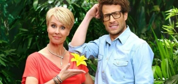 (c) RTL - Die Moderatoren Sonja Zietlow und Daniel Hartwich