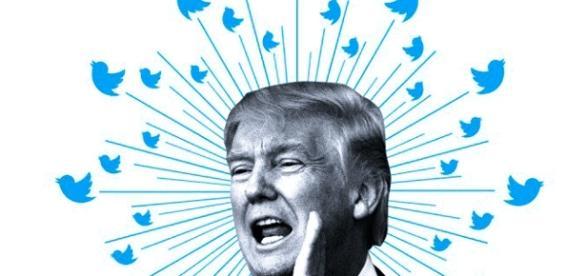 Donald Trump se prononce fort peu sur l'économie ou le poids de la dette, mais parle énormément de lui