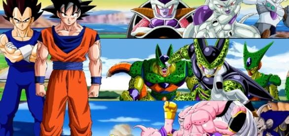 Enemigos principales de Dragon Ball