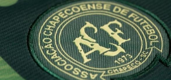 Escudo da equipe da Chapecoense de Santa Catarina