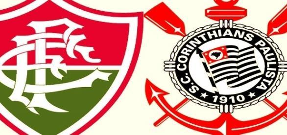 Fluminense e Corinthians podem realizar troca-troca de jogadores para 2017 (Foto: Sobre Isso)