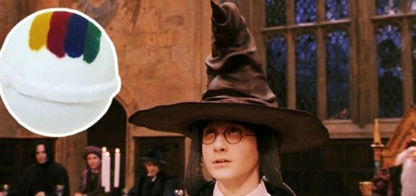 Harry Potter Bath Bombs - Sorting Hat Bath Bomb - seventeen.com