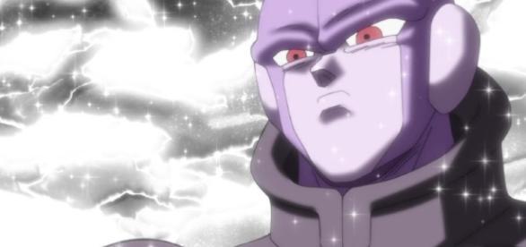 Hit en el episodio 71 de Dragon Ball Super