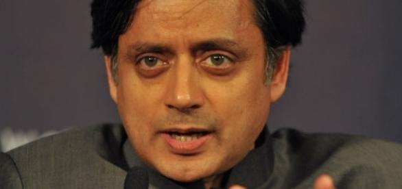 Indian National Congress MP Shashi Tharoor / Photo via World Economic Forum, Flickr