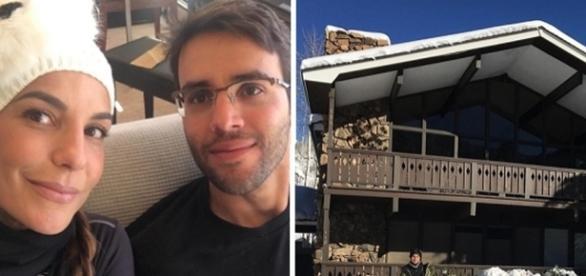 Ivete Sangalo viaja com a família e diária do hotel impressiona internautas (Foto: Reprodução/Facebook)