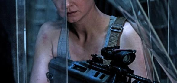 Katherine Waterston en Alien Covenant
