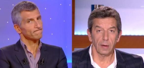 La gentille guéguerre médiatique entre Nagui et Michel Cymes ... - programme.tv