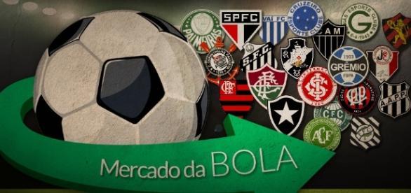 Mercado da bola: Santos busca atacantes