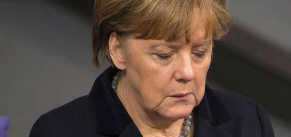 Merkels Politik der offenen Grenzen kommt unter Druck. (Fotoverantw./URG Suisse: Blasting.News Archiv)