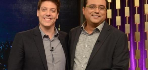 """Programa do Porchat"""" (21/12/16, quarta-feira) recebeu Geraldo Luis"""