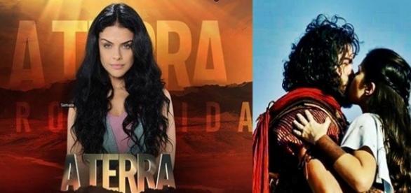 Samara tenta impedir casamento de Aruna e Josué