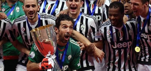 Supercopa de Italia: Juventus derrotó 2-0 a Lazio con goles de ... - elbocon.pe