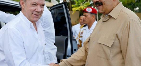 Venezuela e Colômbia anunciam reabertura de fronteira | VEJA.com - com.br