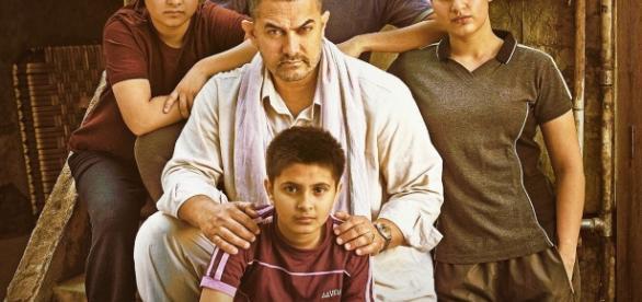 A still from 'Dangal' movie (Image credits: twitter/taran_adarsh)