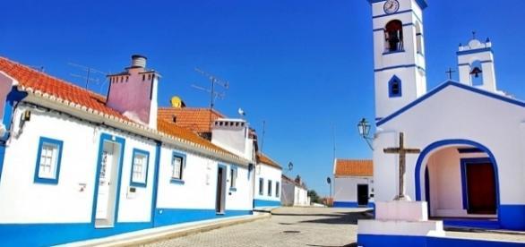 Aldeia de Santa Susana, em Alcácer do Sal.